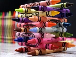 цветные карандаши - креативность