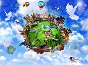 картинка мир в гармонии